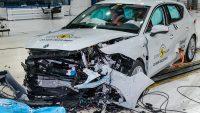 2020 Seat Leon Euro NCAP Testinde