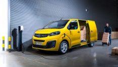 Yeni Opel Vivaro-e 2021 Yılı Uluslararası Vanı seçildi
