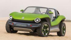 Volkswagen Tamamen Elektrikli Arazi Aracını Rafa Kaldırdı