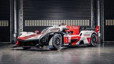Toyota GAZOO Racing GR010 Hybrid Hiper yarış aracını tanıttı