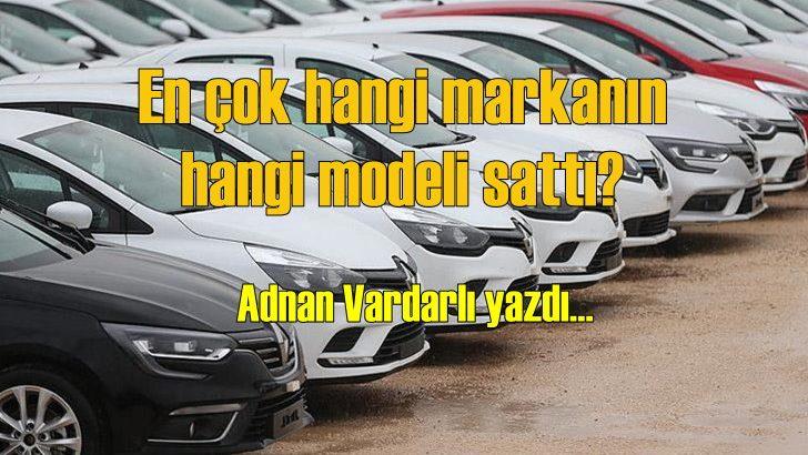 2020 yılında hangi markanın hangi modeli çok sattı?
