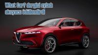 Alfa Romeo Tonale'ye ödül!