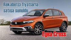 Fiat Egea Cross pazara iddialı bir şekilde giriş yapıyor!