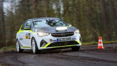 ADAC Opel e-Rally Cup yarış takvimi belirlendi