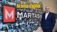 Martaş Otomotiv'in yeni genel müdürü Erdem Çarıkçı oldu!