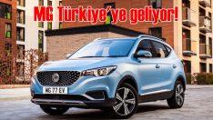 İngiliz spor otomobil markası MG Türkiye'ye geliyor!