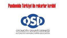 Pandemide Avrupa'da otomotiv satışları düşerken Türkiye'de rekorlar kırıldı