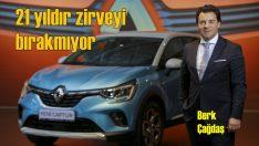 Binek otomobildeki liderliğini 21 yıla çıkardı   Renault 2020'de de lider oldu