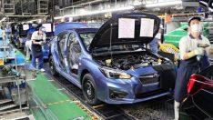 Subaru çip tedariki problemi yüzünden üretime ara verdi