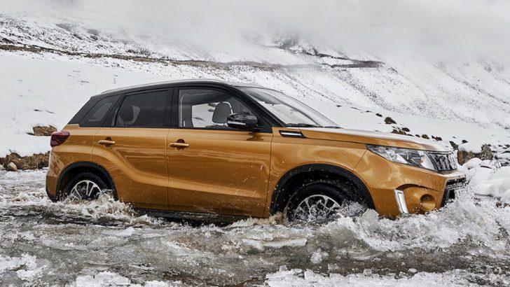 Suzuki'den Ocak ayına özel 100 bin TL'ye 12 ay sıfır faiz