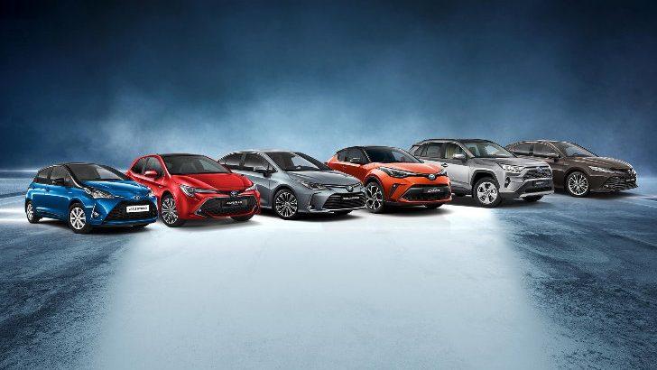 Toyota'nın yeni yıl kampanyası otomobil sahibi yapacak