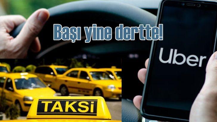 Uber'in şimdi de Londra'daki taksicilerle başı dertte