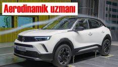 Aerodinamik uzmanı Yeni Opel Mokka