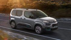 Citroën ë-Berlingo ile tüm beklentileri karşılıyor