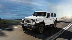 80 yaşını kutlayan Jeep'ten özel versiyonlar