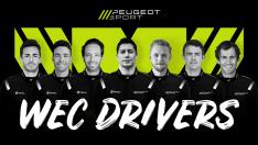 Peugeot Sport: Yedi pilot bir ekip