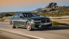 BMW'nin en güçlü modeli yollara çıkmaya hazırlanıyor
