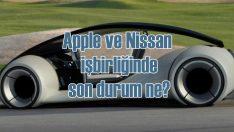 Apple'ın Nissan ile ortaklık arayışı sonuçsuz kaldı