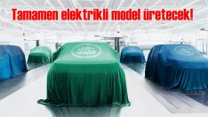 Jaguar Land Rover 2039 yılına kadar tamamen elektrikliye geçecek!
