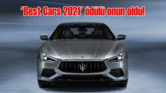 Maserati Ghibli'ye Best Cars 2021'den ödül