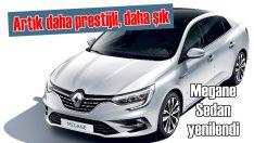 Renault Megane yenilenen tasarımıyla iddialı geliyor!