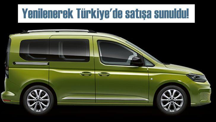 Yeni Volkswagen Caddy Türkiye'de   Yeni Caddy'nin fiyatı belli oldu!