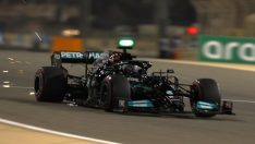 Mercedes-AMG Petronas, yılın ilk yarışına Lewis Hamilton'ın zaferi ile başladı