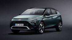 Hyundai Şık ve Sportif Crossover SUV Modeli BAYON'u Tanıttı