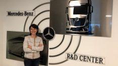 Mercedes-Benz Türk, patent başvuru sayısıyla Türkiye üçüncüsü oldu