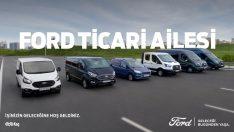 Ford, ticari araç ailesi için hazırladığı yeni reklam filmini yayınladı