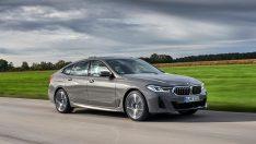 Benzersiz Tasarımıyla Yeni BMW 6 Serisi Gran Turismo Yollara Çıkıyor