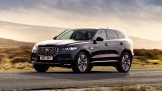 Jaguar'ın Lüks Performans SUV'u Yeni Jaguar F-PACE Türkiye'de