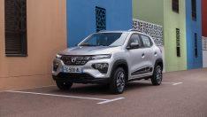 En ekonomik elektrikli Yeni Dacia Spring yollara çıkıyor
