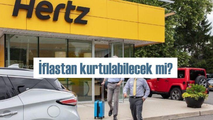 Hertz'i iflastan kurtarmak için 4,2 milyar dolar koyacak