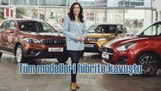 Suzuki Akıllı Hibrit SUV Ailesi Türkiye'de! | 2021'de 4 bin adet hibrit satacak