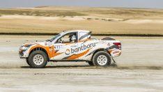 Bantboru Off-Road Team'in lastik sponsoru Petlas oldu
