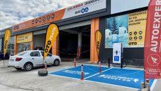 Brisa, Denizli'deki Otopratik Mağazasında Hızlı Eşarj İstasyonu Açtı