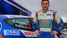 Emre Hasbay ULAK App sponsorluğunda Türkiye Ralli Şampiyonası'nda