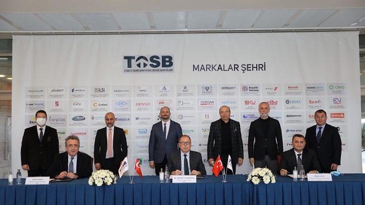 Sektörün En Büyük Yatırımına TOSB Ev Sahipliği Yapıyor