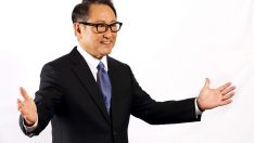 Toyota Başkanı Akio Toyoda'ya Büyük Onur