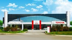 Toyota Plaza ALJ Ankara Avrupa'nın En İyi Bayileri Arasında