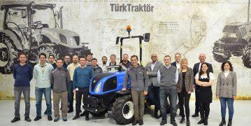 TürkTraktör, yepyeni bir traktörünün daha ihracatına başladı
