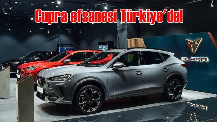 Adrenalin meraklılarının merakla beklediği Cupra markası Türkiye'de!