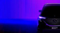 Mercedes-Benz, Concept EQT ile yepyeni bir sınıfa girmeye hazırlanıyor