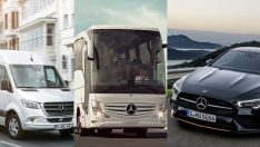 Mercedes-Benz'den Nisan ayı otomobil ve ticari araç kampanyaları