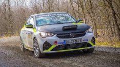 Opel'den Corsa-e Rally Otomobiline Özel Motor Sesi