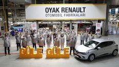 Oyak Renault Clio 4'ün üretimini sonlandırdı
