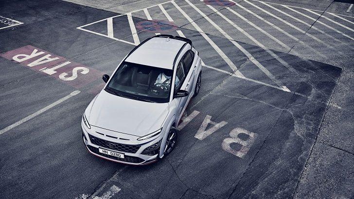 Hyundai'den 280 Beygirlik B-SUV: KONA N