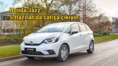 Yeni Honda Jazz 5 Haziran'da Türkiye'de satışa sunuluyor
