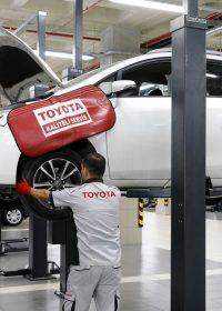 Toyota'dan yaz bakım kampanyası